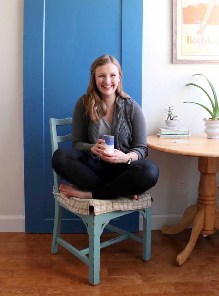 Sara Brigz of Let That Shit Go helps people declutter sentimental stuff and things they're keeping just in case.